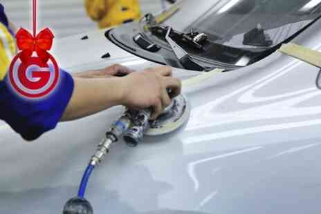 Paling and May Accident Repair Centre - Car Scratch Repair and Polish  - Save 0%