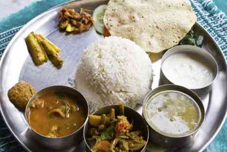 Mums Nepalese Kitchen - Two Course Meal For Two - Save 56%