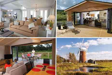 Norfolk Park - Enjoy Two night family break in a Signature Lodge  - Save 33%