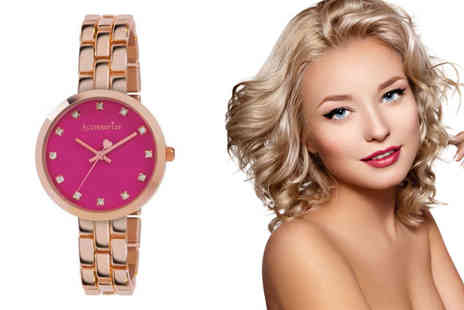 Watches2U International - Choice of Accessorize Ladies Watches - Save 32%