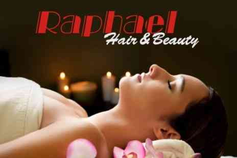 Raphael Hair & Beauty - £20 for a Mini Facial Plus Back, Neck and Shoulder Massage - Save 60%