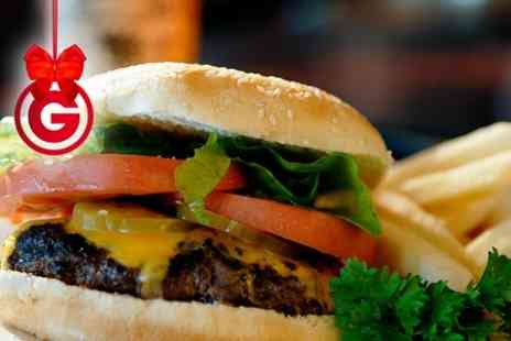 Tota restaurant - Burger Meal and Beer For One - Save 48%
