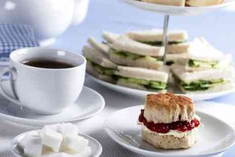 Finest Blend - High Tea With Champagne  - Save 50%