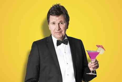 Live Nation - Stewart Francis Comedy Ticket  - Save 0%