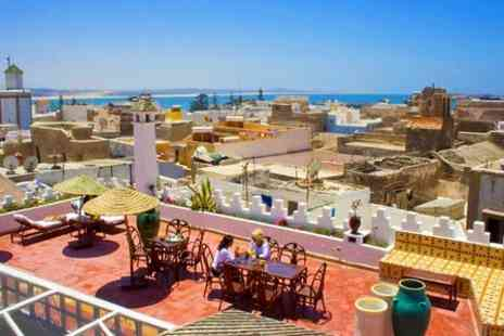 Les Terrasses dEssaouira - Two Nights Stay For Two With Breakfast  - Save 0%