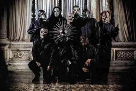 Live Nation - Ticket  to Slipknot Prepare For Hell Tour 2015 - Save 0%