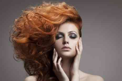 Mirror Image - Restyle and Blow Dry or Highlights  - Save 60%