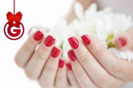 Crimps Hair and Beauty - Jessica Manicure or Pedicure or Both - Save 52%