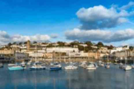 The Richwood - Two night in Torquay B&B break for Two with dinner - Save 0%
