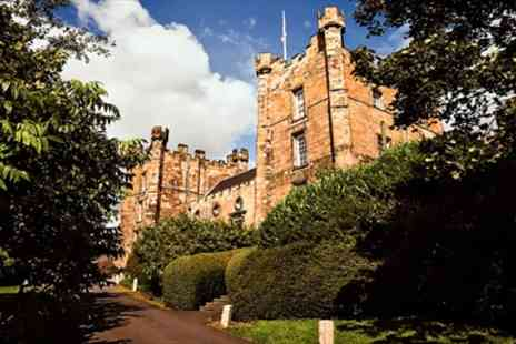 Lumley Castle - Sparkling Afternoon Tea for 2  - Save 31%