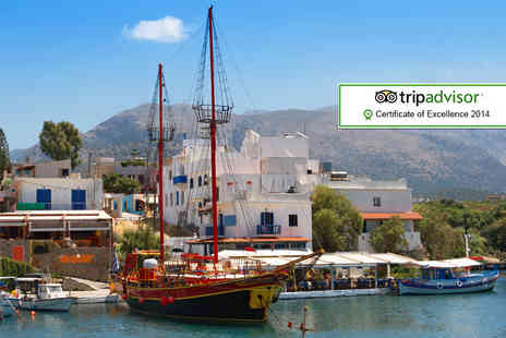 Major Travel - Five night self catering Crete break including flights - Save 21%