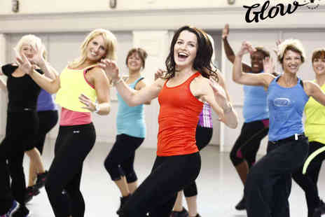 Glow - Membership with New Member Diet Pack and Six Weeks of Unlimited Fitness Classes  - Save 93%