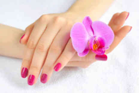 Salon House - Gel Manicure for One  - Save 51%