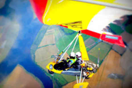 The Scottish Microlight Flight Centre - 30 Minute Microlight Experience - Save 0%