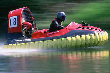 Hoverdays - Hovercraft Experience - Save 63%
