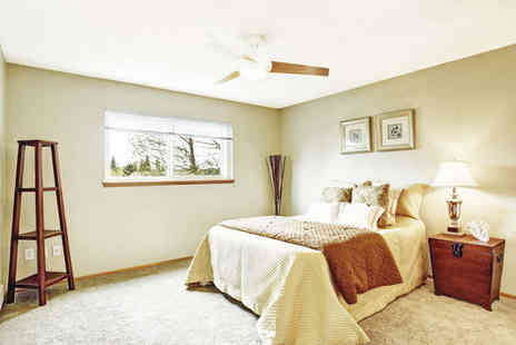 Frank's Cleaning - Carpet Cleaning for Two Rooms  - Save 53%