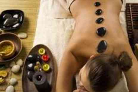 Ultimate Body Sports Therapy - £19 for a hot stone massage and facial worth - Save 73%