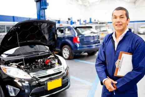 Amwell Street Garage - Car Service With Oil and Filter Change  - Save 0%
