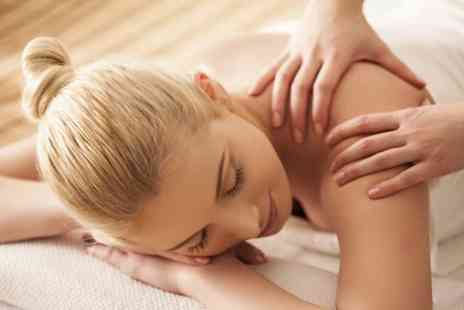 Libertas Therapy - One Hour Massage Plus Manicure or Pedicure  - Save 51%