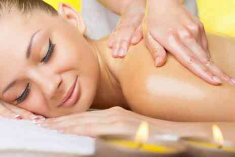Simply Bare - Choice of Massage Plus Facial - Save 64%