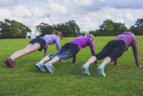 Bracknell Bootcamps -  Five Sessions of  Bootcamps  - Save 73%