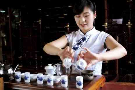 Kung Fu Tea - Chinese Afternoon Tea For Two  - Save 0%