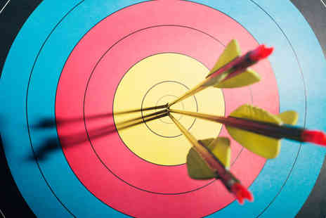 Stratford Archery Centre - Two Hour Archery Lesson for One - Save 77%