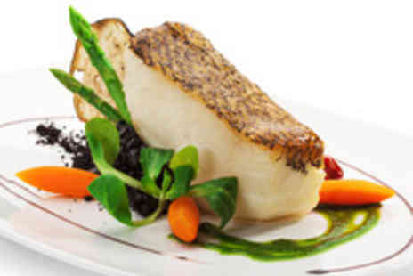 Hilton Newbury North Hotel - Two Course Meal with a Glass of Prosecco Each for Two - Save 42%
