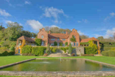 Port Lympne Reserve - Romantic Safari Inspired Getaway for Two in a Luxury Mansion Hotel - Save 54%