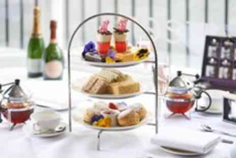 Berry Bar & Lounge - Champagne Afternoon Tea  for Two  - Save 34%
