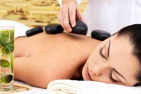 L&Co - One Hour Hot Stone Massage  - Save 64%