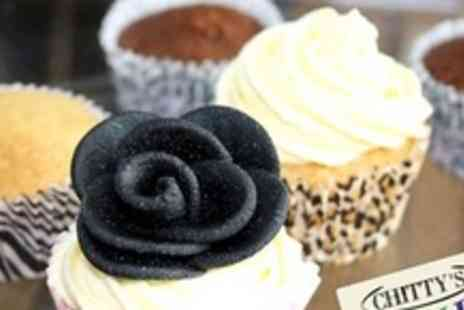 Chittys Cake Company - Two Hour Cupcake Decorating Course - Save 61%