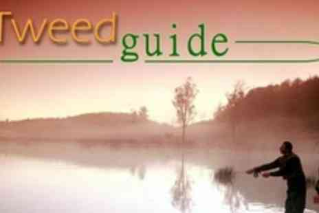 Tweed Guide - Full Day Fly Fishing Lesson - Save 60%