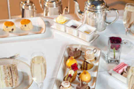 The Landmark London Hotel  - Luxurious Afternoon Tea with a Glass of Champagne  - Save 22%