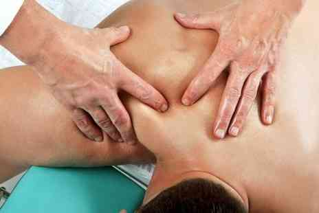 Physio Fitness - One Session of Sports Massage - Save 63%