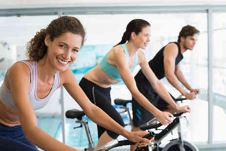 Edge Cycle - 35 minute cycle spin fitness classes  - Save 78%