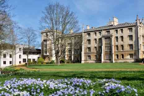 Oxbridge Tours - Cambridge Walking Tour  - Save 43%