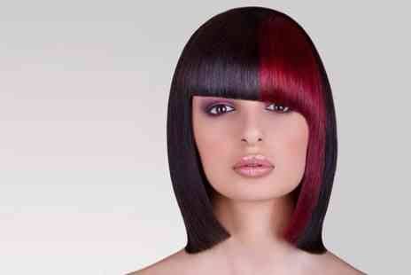 MG Hair and Beauty - Cut, Blow Dry and Shu Uemura Treatment  Plus Highlights - Save 66%
