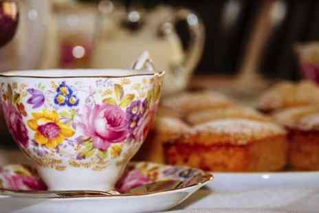 Nannas Kitchen - Afternoon Tea For Two - Save 30%