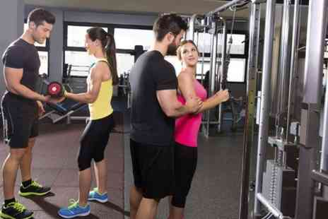 LBM Fitness - One Month Unlimited Personalised Training With Gym Access  - Save 75%