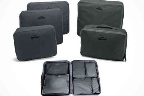 Luggage Travel Bags - Travel Bags in a Choice of Colour, Delivery Included - Save 72%