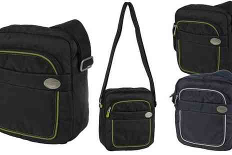 AKJ Enterpises - Samsonite Messenger Bag - Save 72%
