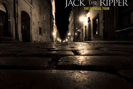 Whitechapel One - Jack The Ripper Experience for One - Save 50%