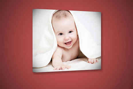 Picture The Print - 10x12 Inch Canvas Print, with Delivery Included - Save 52%