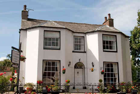 Bongate House - Two Night Cumbrian Country House Stay with Welcome Bottle of Wine, Early 1 p.m. Check-in, and Daily Breakfast - Save 48%