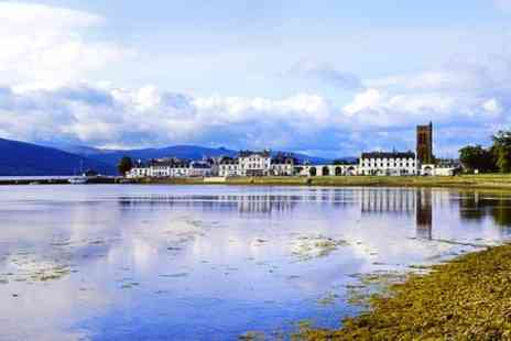 Argyll Hotel - One Night stay For Two With Breakfast, Dinner and Tour Ticket  - Save 0%