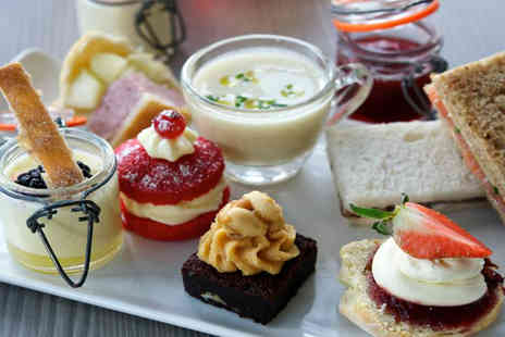 Bartle Hall - Winter afternoon tea with Pimms - Save 43%