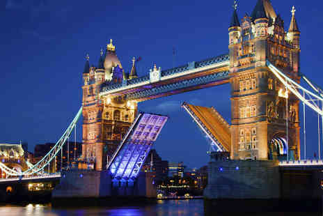 Greatlittlebreaks - Central London stay for two with river cruise tickets - Save 44%