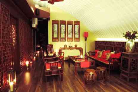 Jade Spa -  Oriental spa package for two, with five treatments and an afternoon tea - Save 67%