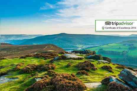 Millstone Inn - Two night Peak District break for Two including breakfast - Save 47%